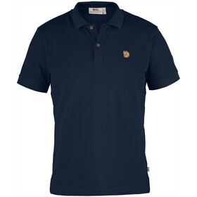 Fjällräven Övik Shortsleeve Shirt Men blue